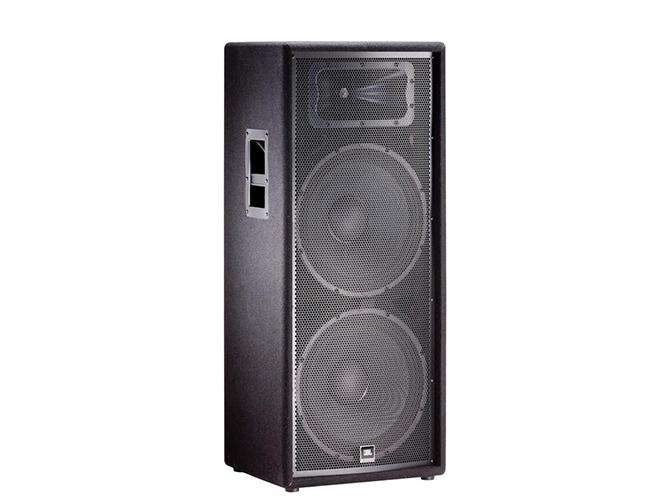 JBL双15寸3路扬声器