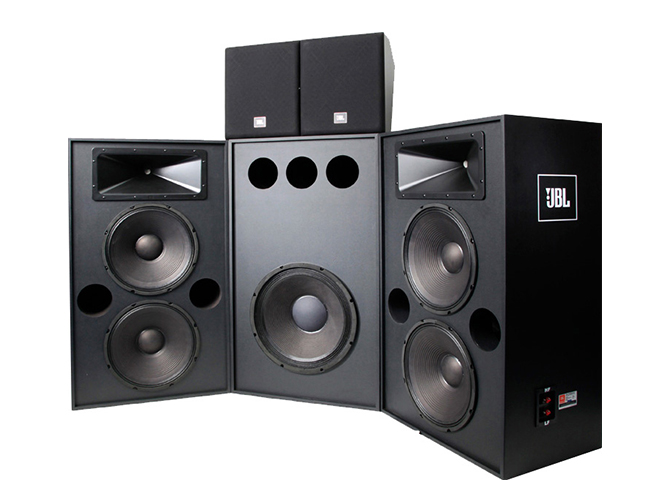 JBL家庭影院影音设备